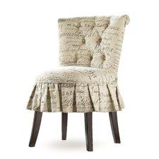 Melange Fifi Vanity Chair