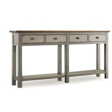 Melange Ramsey Console Table
