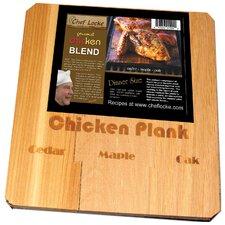 Chef Locke Chicken Plank