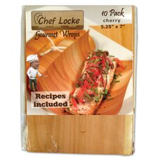 Chef Locke Cherry Wrap (10 Count)