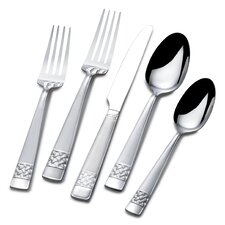 20 Piece Carlisle Flatware Set