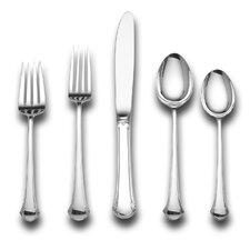 Sterling Silver Chippendale 66 Piece Dinner Flatware Set