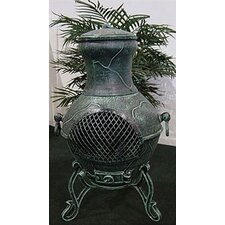 Etruscan Style Chiminea