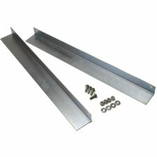 """20"""" Support Rail in Gray"""