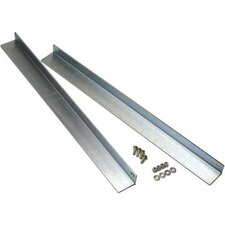 """30"""" Support Rail in Gray"""