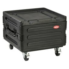 Roto Molded Rack Expansion Case with Wheels
