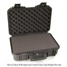 "Mil-Standard Injection Molded Cases:  10""H x 16""W x 5.5""D (Inside)"
