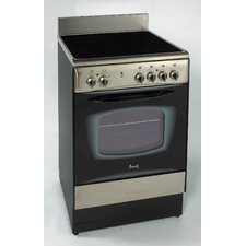 Electric Convection Range in Black