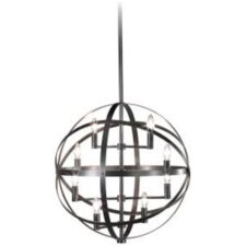 Lucy 8 Light Globe Pendant