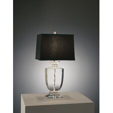 "Artemis 24.75"" H Table Lamp with Rectangular Shade"