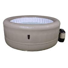 4 Person Simplicity Inflatable Spa