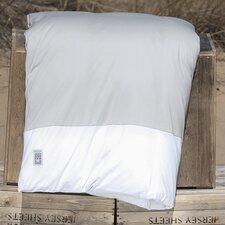 Fold Fog Cotton Duvet Cover