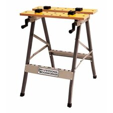Foldable Woodworking Workbench