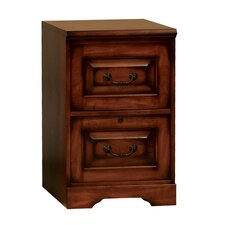 Country 2 Drawer File Cabinet