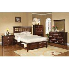 Del Mar Storage Panel Customizable Bedroom Set