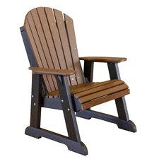 High Fan Back Chair