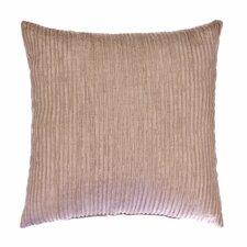 "Sacra 18"" Pillow in Pebble"