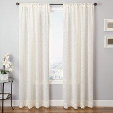 Pioneer Rod Pocket Window Single Curtain Panel