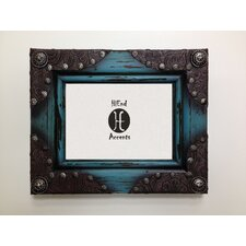 """5"""" x 7"""" Painted Distressed Wood Picture Frame (Set of 2)"""