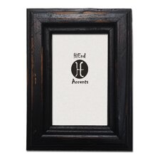 """4"""" x 6"""" Painted Distressed Wood Picture Frame (Set of 2)"""