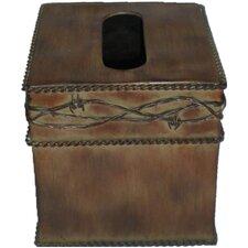 Barbwire Tissue Box