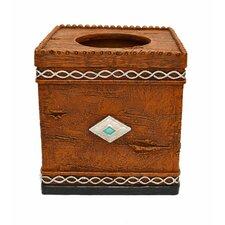 Navajo Tissue Box