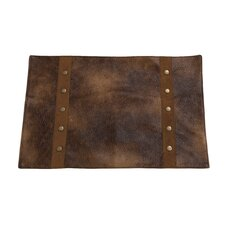 Faux Leather Placemat (Set of 4)
