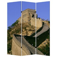 "72"" X 48"" China 3 Panel Room Divider"