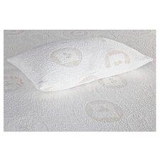 Herbal Fusion Memory Foam Euro Pillow