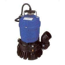 1 HP Semi-Vortex Submerisble Trash Pump with Agitator and Float Switch