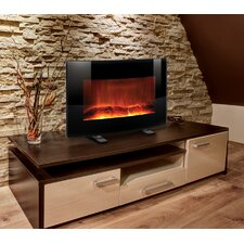 2 in 1 Table Top or Wall Mount Electric Fireplace