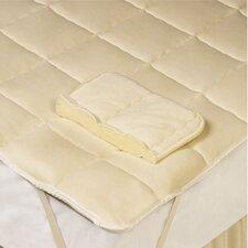 Down Wool Filled Mattress Pad