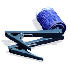 Deluxe Table Tennis EZ Clamp Clip-On Post and Net Set
