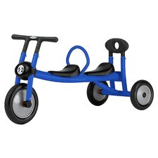 Pilot 100 Push for Two Tricycle