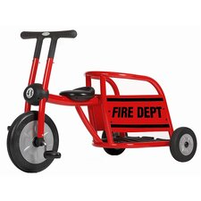 Pilot 300 Fire Truck Tricycle