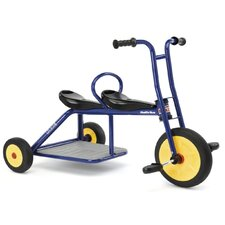 Small Carry Passenger Tricycle