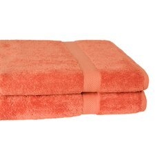 All American Cotton Line Bath Towel (Set of 2)