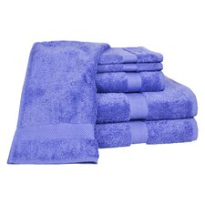 100% Supima Cotton 6 Piece Towel Set
