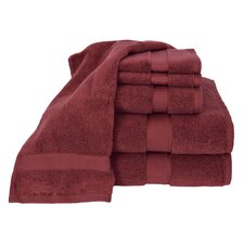 Growers Supima Cotton 6 Piece Towel Set