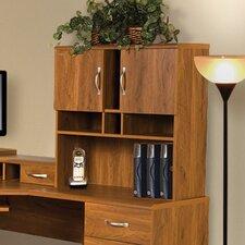 "Office Adaptations 30""H x 30.7""W Desk Hutch"
