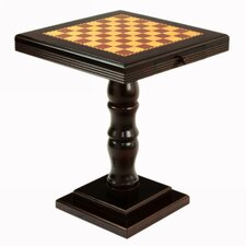 Pedestal Chess Table