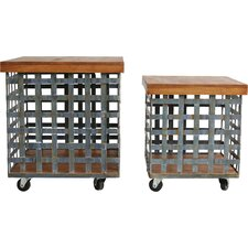 Casual Country 2 Piece Basket Set