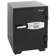 Water Resistant Steel Fire and Security Safe (2.1 Cubic Feet)