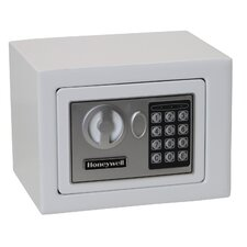 0.17 Cubic Feet Digital Lock Steel Security Safe