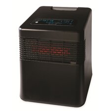 1,500 Watt Portable Electric Infrared Compact Heater