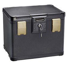 0.6 CuFt 30 Minute Waterproof Fire File Molded Chest