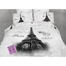 Novelty Paris Duvet Set