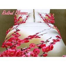Dolce Mela Redbud Blossom 6 Piece Duvet Cover Set