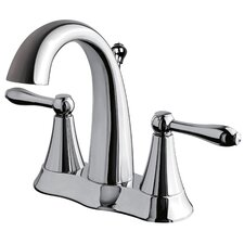 Two Handle Bathroom Faucet