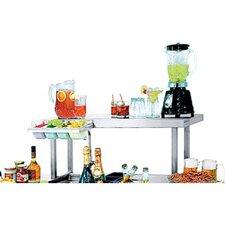 Pass Shelf Kitchen Cart